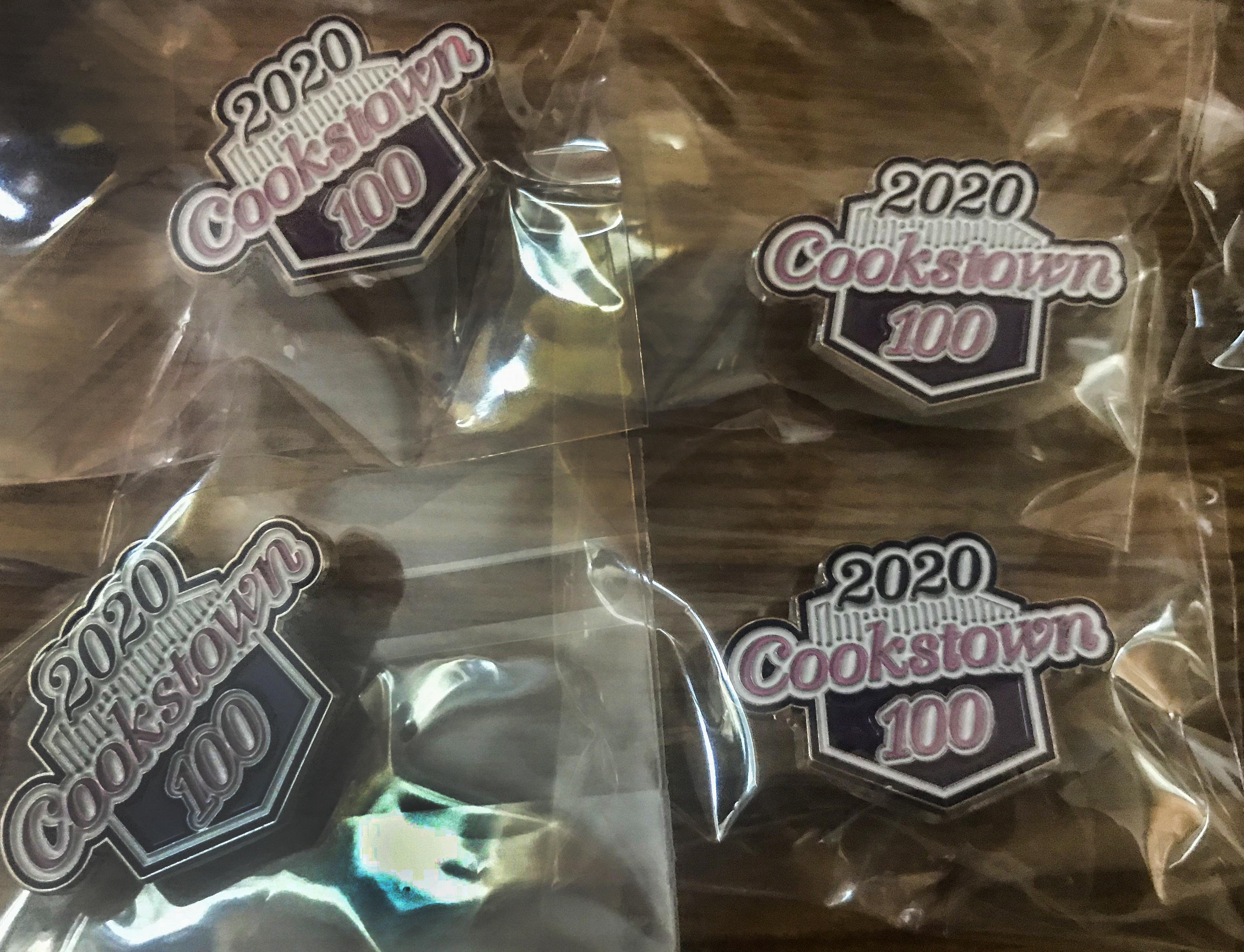 2020 Race Badges for sale