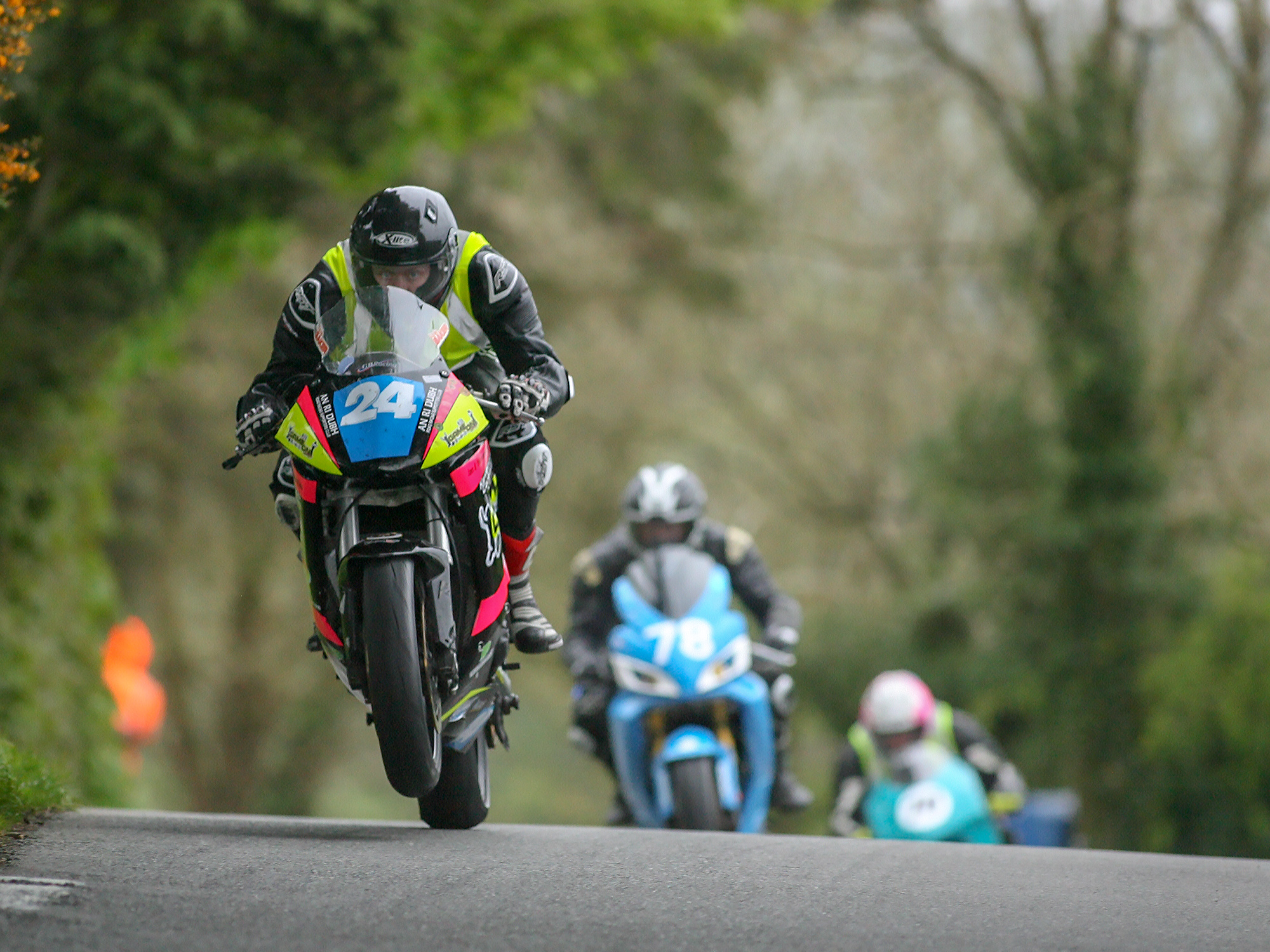 Junior Support WILL Run at Cookstown